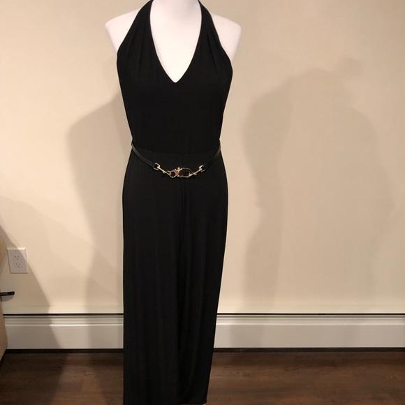 c2cbd9d5c300 Calvin Klein Other - Calvin Klein Belted Jumpsuit